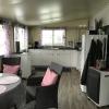 Innenansicht Wohnraum und Küche 2